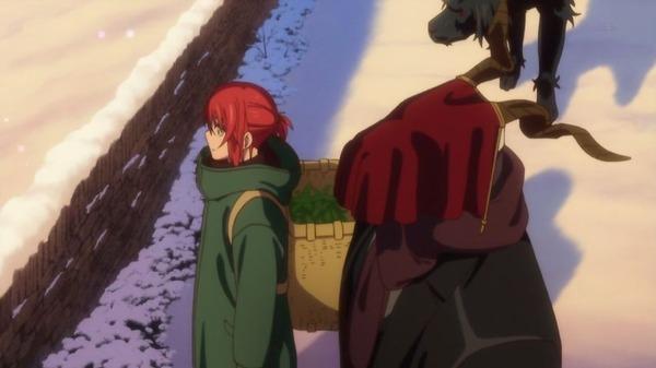 「魔法使いの嫁」16話 (15)