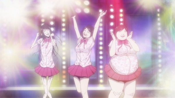 「Back Street Girls ゴクドルズ」8話感想  (42)