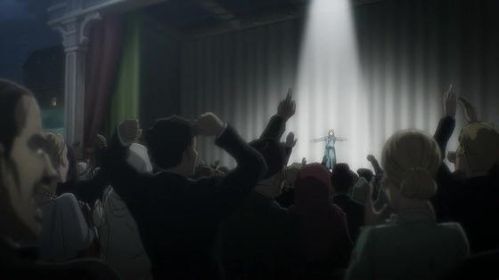 「進撃の巨人」64話(4期 5話)感想 (128)