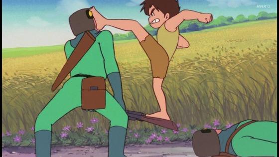 「未来少年コナン」第18話感想 画像 (7)