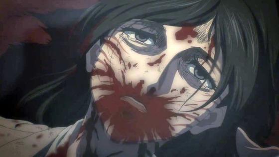 「進撃の巨人」66話(4期 7話)感想 (127)
