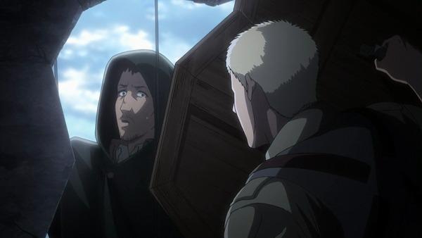 「進撃の巨人 Season3」(3期 13話)50話感想 (32)