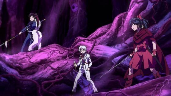「半妖の夜叉姫」第4話感想 画像 (66)