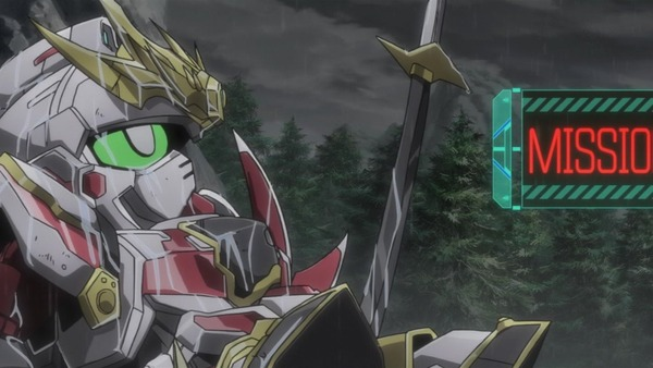 「ガンダムビルドダイバーズ」11話感想  (45)