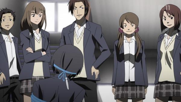 「地獄少女 宵伽」4期 3話 (4)