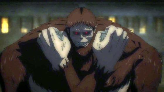 「進撃の巨人」66話(4期 7話)感想 (78)