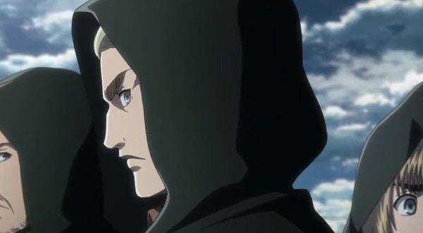 「進撃の巨人」51話感想 (2)