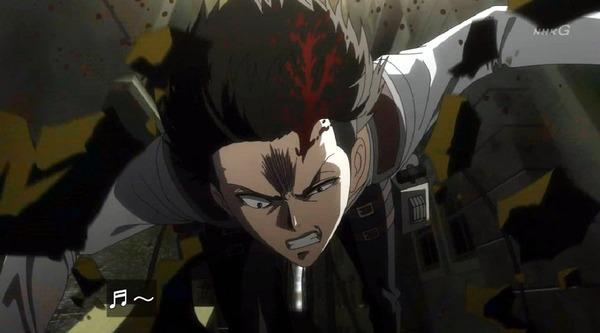 「進撃の巨人 Season3」(3期 2話)39話 (8)