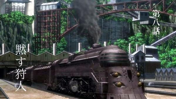 「甲鉄城のカバネリ」8話感想  (7)