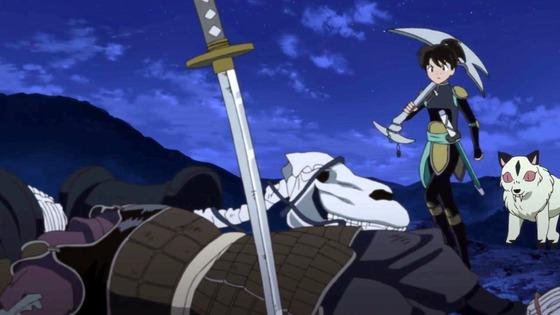 「半妖の夜叉姫」第1話感想 (37)