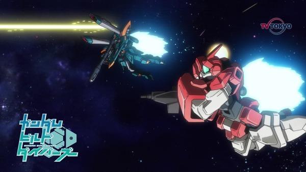 「ガンダムビルドダイバーズ」11話感想  (51)