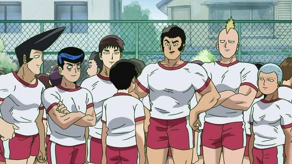 「モブサイコ100Ⅱ」2期 8話 感想  (82)