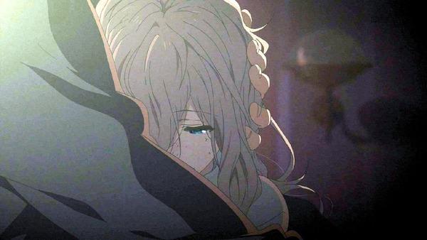 「ヴァイオレット・エヴァーガーデン」8話 (2)