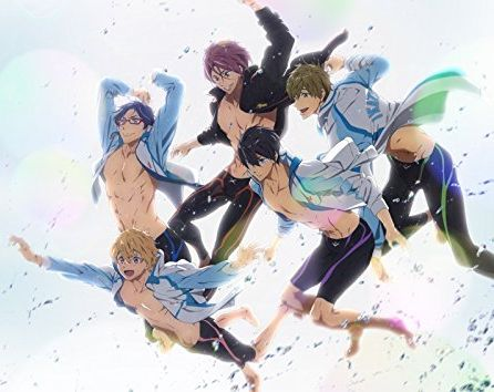 Free! -Eternal Summer- (1) [Blu-ray]