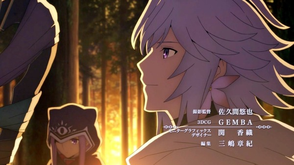「FateGrand Order 絶対魔獣戦線バビロニア」FGO 2話感想 (11)