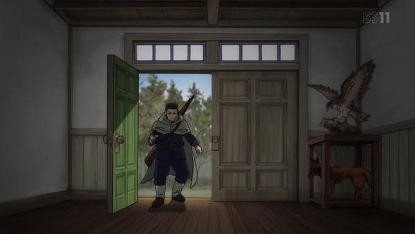 「ゴールデンカムイ」14話(2期 2話)感想 (33)