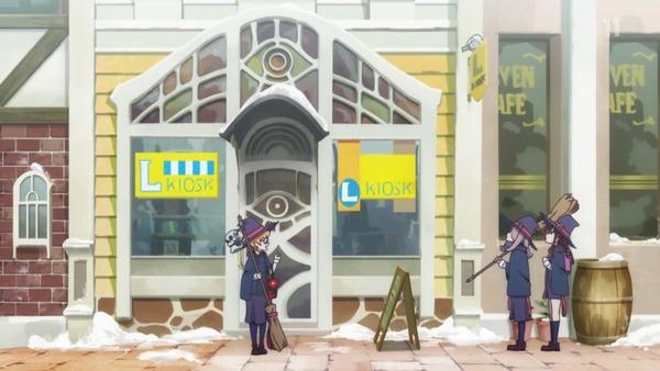 「リトルウィッチアカデミア」16話 (10)