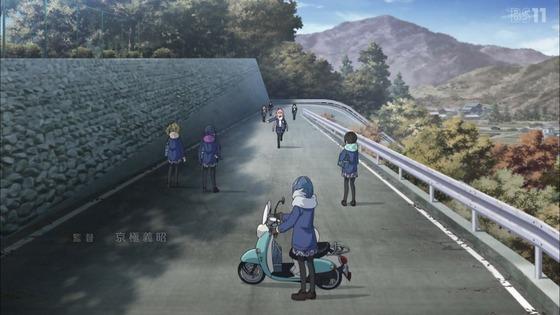 「ゆるキャン△ SEASON2」第2期 13話感想 最終回 (82)