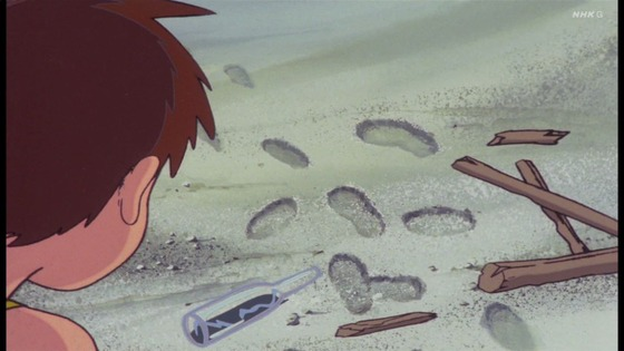 「未来少年コナン」第3話感想 画像 (22)