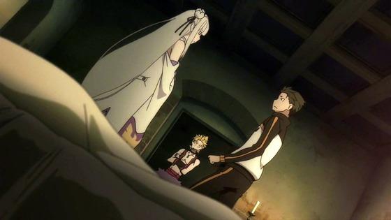 「Re:ゼロから始める異世界生活」第28話感想 (123)
