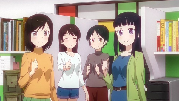 「NEW GAME!!」2期 11話 (32)