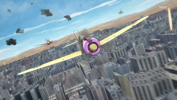 「荒野のコトブキ飛行隊」12話感想 (47)