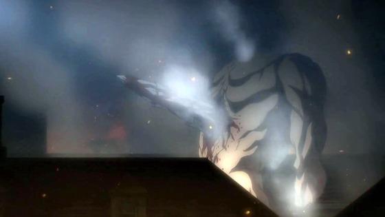 「進撃の巨人」65話(4期 6話)感想  (107)