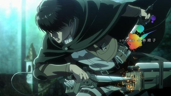 「進撃の巨人 Season3」(3期 13話)50話感想 (3)