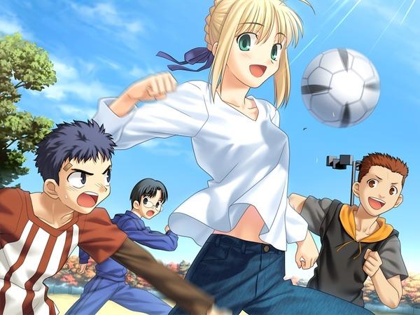 「Fate」セイバー (3)