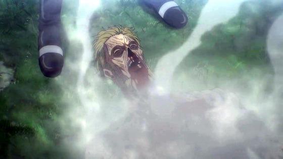 「進撃の巨人」第73話(4期 14話)感想 (131)
