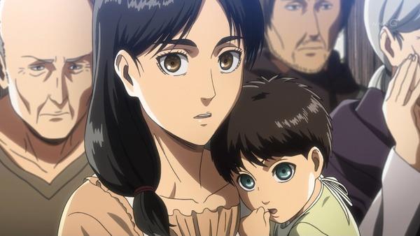 「進撃の巨人 Season3」(3期 11話)48話感想 (41)