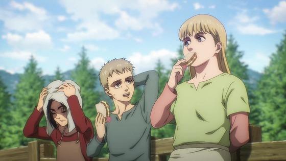 「進撃の巨人」70話(4期 11話)感想 (82)