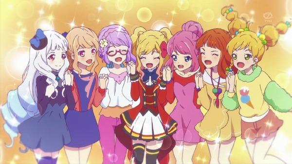 「アイカツスターズ!」第96話感想 ゆめちゃんに太陽のドレス!みんなで一緒に輝く最強は完璧を超える!!(実況&画像まとめ)