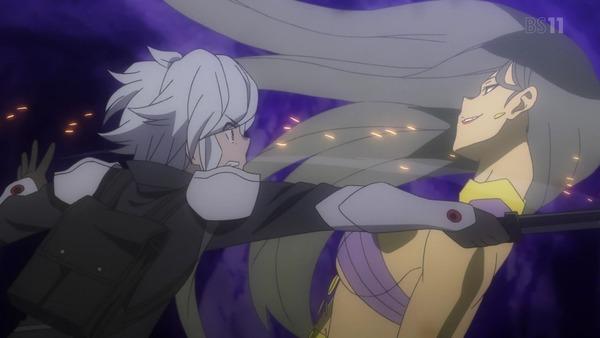 「ダンまち」2期 8話感想 (4)