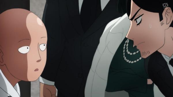 「ワンパンマン」14話(2期 2話)感想 (24)
