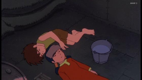 「未来少年コナン」第9話感想 (32)