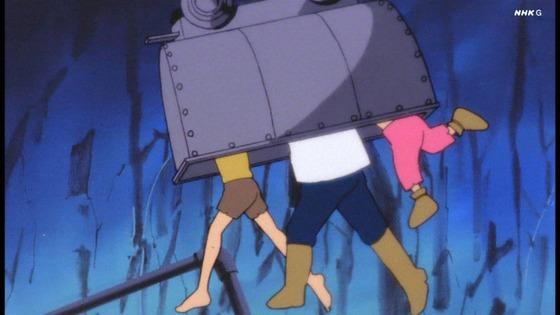 「未来少年コナン」第22話感想 画像  (73)