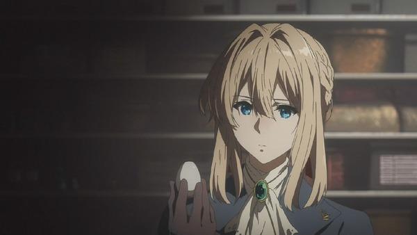 「ヴァイオレット・エヴァーガーデン」7話 (21)