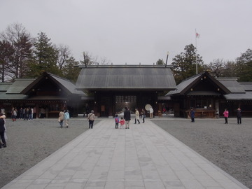 北海道神宮 (13)