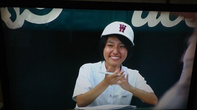 【高校野球・神画像】早稲田佐賀のマネージャー栗山侑子さんが美人で可愛すぎると話題wwww