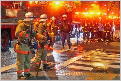 消防士やってるけど質問ある?