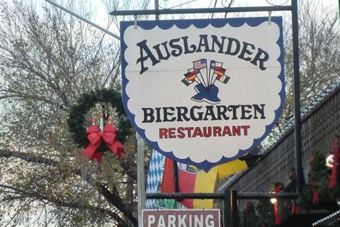 ドイツ人の街でビールを飲んでみた@Fredericksburg TX