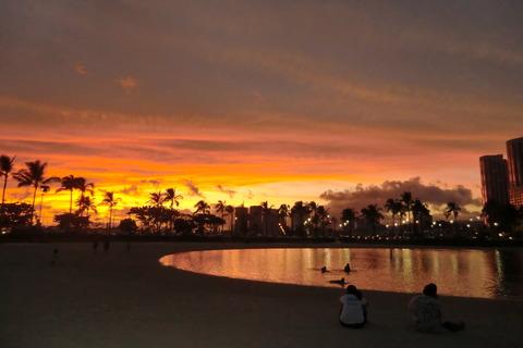 Waikiki。