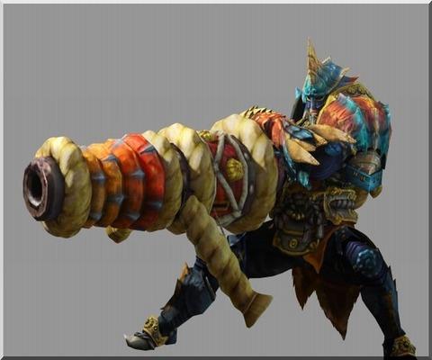 【モンハン】鎧玉足りねえ・・・まだ防御力も410ちょっとしかないし!!!