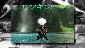 【MHX】背中の武器ってチャアク?