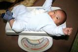 生後3ヶ月7.2kg