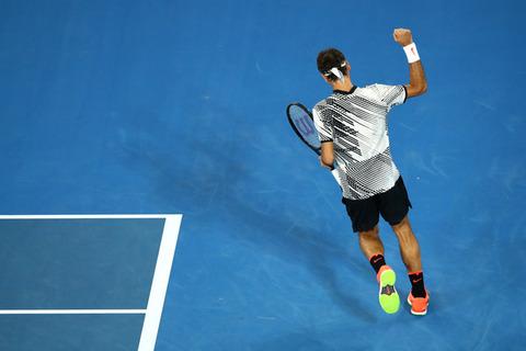 Federer-1st-Round-Melbourne-2017