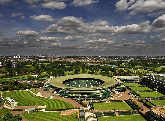 テニスのある日々 : 2012 ウィンブルドン