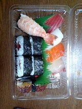 おやっさんの寿司