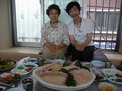 韓国刺身2